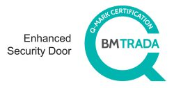 BM TRADA Enhanced Security Door Q-Mark